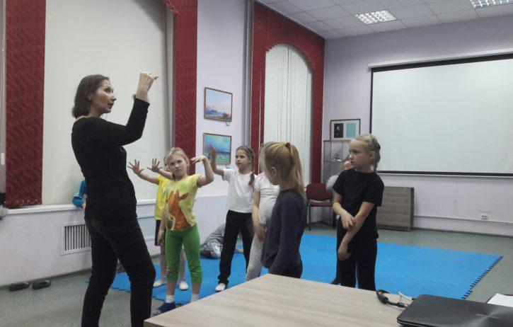 """Детская театральная студия """"Крылья"""""""