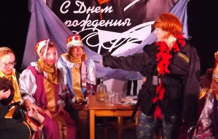 Баба Шанель - Театр на Счастливой