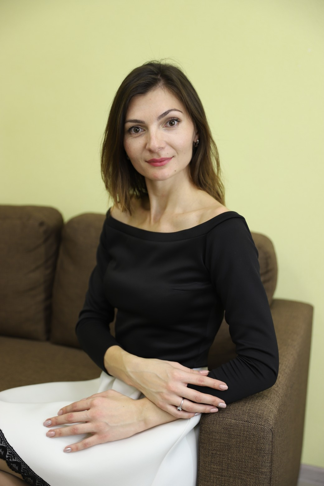 Алена Фленова. Театр на Счастливой